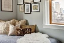 A Home: Office/Guest Room / by Kate Davis
