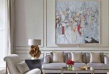 Work inspiration / interior designs, visualizations, photographs
