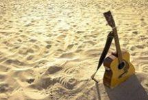 a beach, any beach / by Shannon Reel