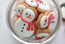 Kerst feest ideeën ♥ / Christmas Party inspiration