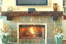 mantels and trim ideas