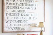 Home Sweet Home / by Jennifer Konie