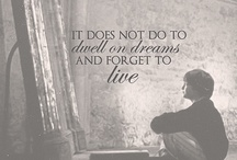 """Harry Potter ϟ / Thank you JK. Rowling.  """"It is important to remember that we all have magic inside us."""" - JK Rowling"""