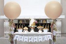 Sweet Table inspiratie ♥