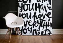Style / Home / by Natalie @ Mustard Seed Creative