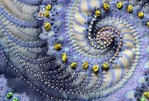 Textile, Embroidery & Felt Art / A collection of exquisite stitching, felts and other textile crafts / by Anita Russell
