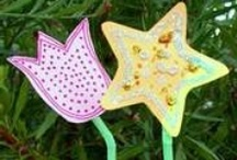 Crafts: Spring / Fun spring crafts to make with your Little!! For more ideas, see our other pinboards. For more info about BBBS, visit www.BigMentoring.org