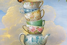 Tea Time / by Anita Russell