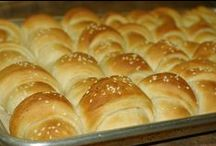 Bread - Rolls, Biscuits, Loaves and Buns / Bread recipes / by Charlotte Dillon