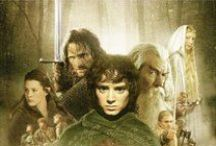 In a hole in the ground there lived a hobbit... / Lord of the Rings things! / by Crista Wilhite