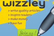 WIZZLEY Welcomes Writers / Wizzley.com is an internet platform where anyone can publish interesting online articles - quickly, easily - and earn income.  Experienced and Newbie writers are welcome! ~ Great for freelance writers, authors, bloggers, etc.  A legitimate work at home opportunity!  There is no fee.  FREE to sign up and you can start immediately.  ~ Company profile: http://www.crunchbase.com/company/wizzley#ixzz2VMsrnAfm