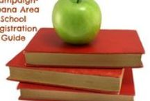 Back to School / Important information for Back to School 2013 in Champaign-Urbana #chambana #champaign #urbana