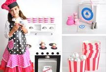Baking Party Ideas ♥