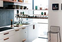 Kitchen Goods / Kitchen products and design for cooking and eating and living.