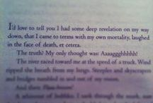 Percy Jackson / by Crista Wilhite