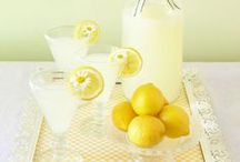 Yellow Party Ideas ♥
