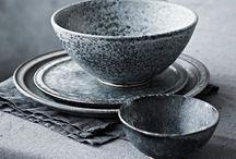 ceramics / beautiful caramics and stoneware   colour, glaze, patterns, shapes   plates, dishes, vases, bowls, mugs