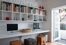 Home office/guest room / by Beth Brake