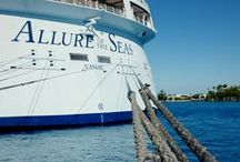 Cruise Stuff / by Pam Holtz