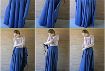 Dresses, skirts & tunics / sewing ideas, templates, and pdfs / by Jennifer Konie