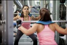 Girl Work That Body! / Different types of exercises to get the body moving and the blood pumping
