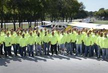 Axium Solar Install Crew