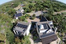 Composite Shingle Roof Solar Installations