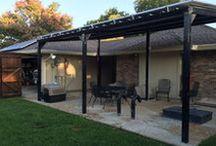Custom Solar Canopy Installations