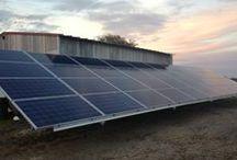 Ground Mount Solar Installations