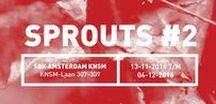 Sprouts 2016 - genomineerden voor de SBK x Young Artfund Amsterdam Prijs / Nog tot 4 december kun je stemmen op je favoriet, ga  naar  https://www.facebook.com/events/132791493861506/permalink/132800360527286/