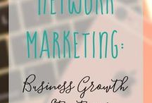 Network and Marketing / Network and Marketing for small business, entrepreneurs and network-marketers!
