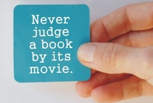 Book Worm / I'm not ashamed to admit it!  / by Courtney Ann