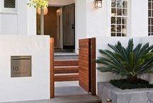 e x t e r i o r / Architecture, exteriors / by Elizabeth Lawson Design