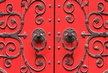 Welcome...doors, gates & ironwork / by South Gate Design