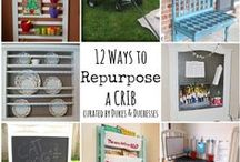 Repurpose it! / Great ideas for upcycling other goods. Repurposing old items that can be used for other things. Journey to green.