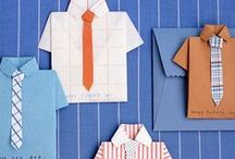 Father's Day / Ideas for celebrating dad! Father's Day is a special holiday. Great ideas for it.