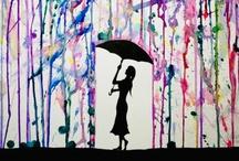 Art Ideas / by Jess VanAmerongen