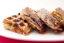 [pancakes & toast] recipes / by eva is eva