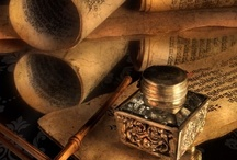 | smell old books |