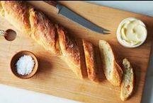 [bread] recipes / by eva is eva