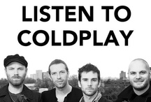 Coldplay All Day, Everyday / by Courtney Ann