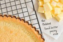 [tart & pie] recipes / by eva is eva