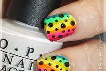 Nails, Nails, Nails / by Jess VanAmerongen