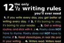 writing info & ideas / by Jody