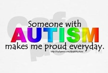 Autism Awareness / by Courtney Ann
