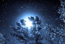 ☾moonlight and starlight ☾