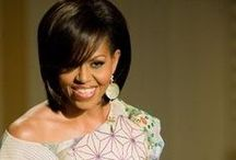 Michelle Obama / by Sherron Patrice Walker
