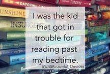 Bookworm / by Ansley Nicole Hammond