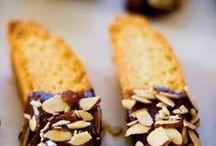 [macaron & biscotti] recipes / by eva is eva