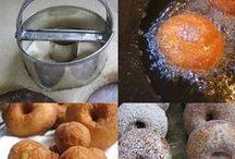 [fried & sweet] recipes / by eva is eva